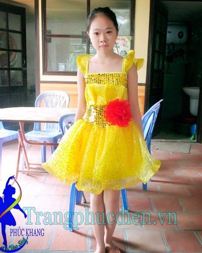 Váy múa học sinh