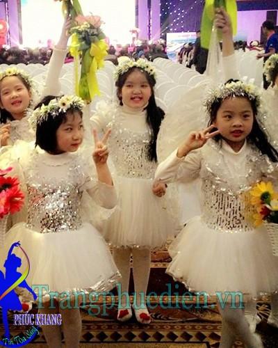 Váy múa thiên thần