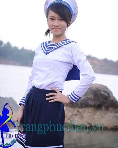 Trang phục hải quân