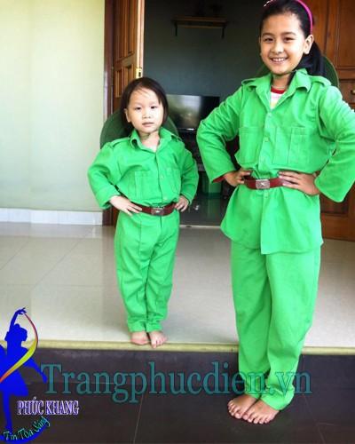 Bộ đội trẻ em