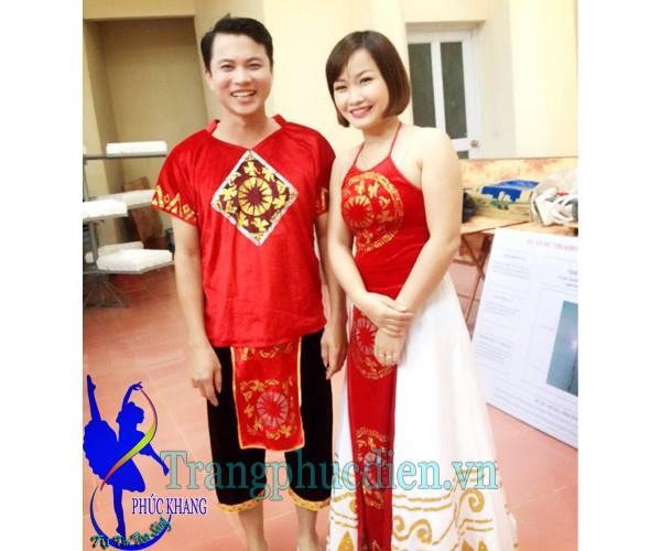 In phun trang phục biểu diễn