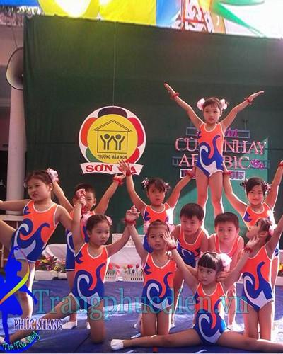 Aerobic trẻ em
