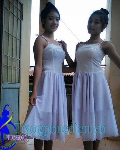 Váy đầm múa