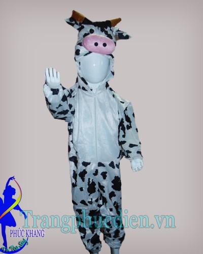 Trang phục bò sữa
