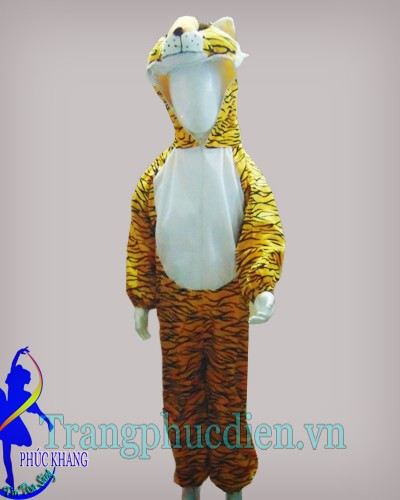 Trang phục hổ con