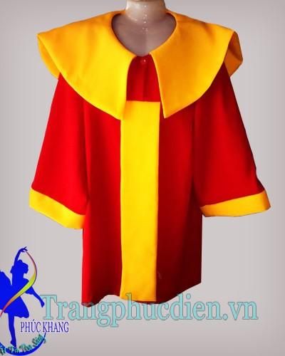Áo lễ phục tốt nghiệp cấp 1