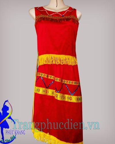 Trang phục Tây Nguyên nữ