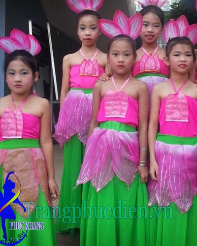 Váy sen trẻ em