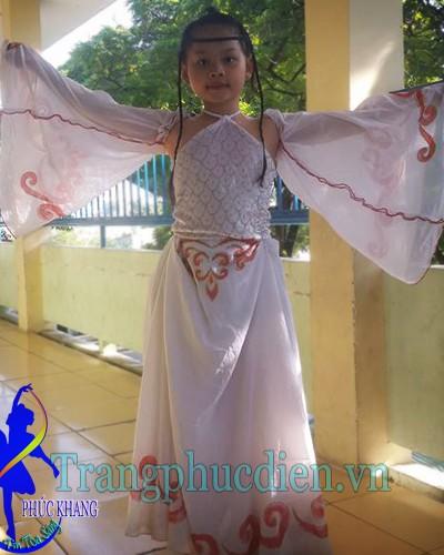 Váy múa đương đại trẻ em