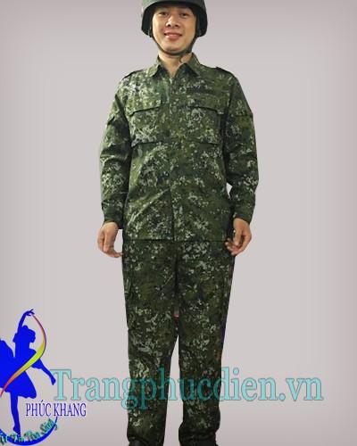 trang phục lính ngụy