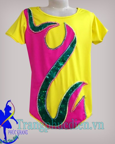 trang phục aeronbic