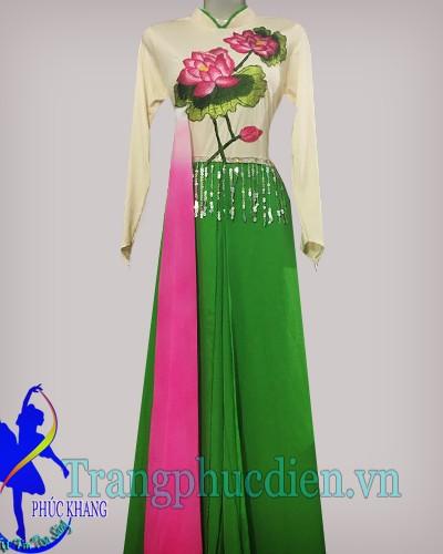 Váy múa sen