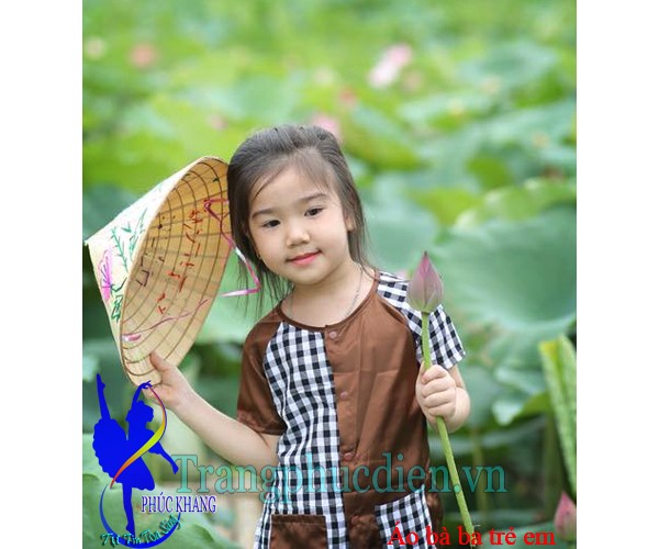 Trang phục biểu diễn trẻ em