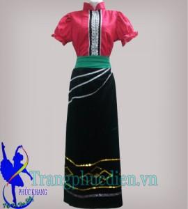 Váy đầm dân tọc Thái
