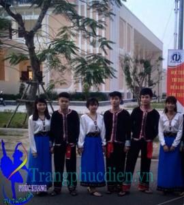 Trang phục dân tộc Thái nam