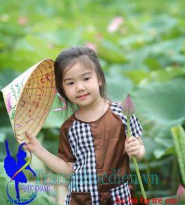 Trang phục dân gian trẻ em
