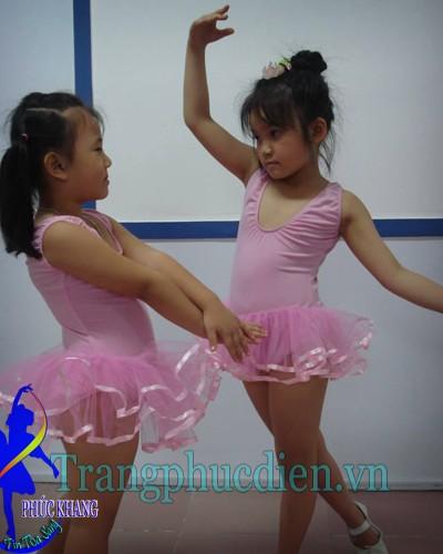 Váy múa bale