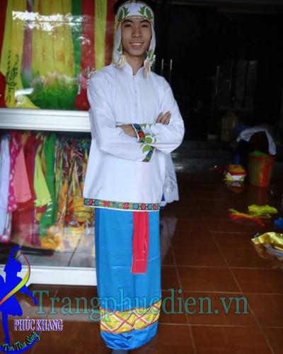 Trang phục champa nam