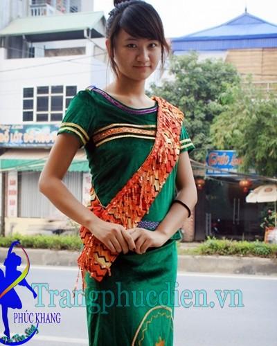 Trang phục Champa