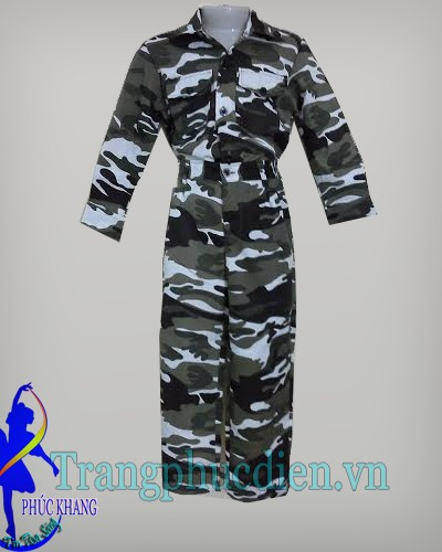Trang phục rằn ri