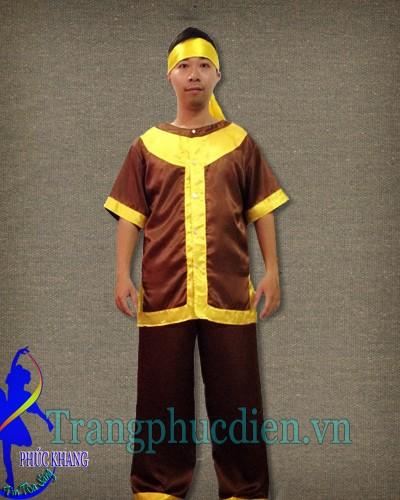 Trang phục trống hội