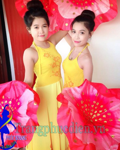Váy múa đương đại