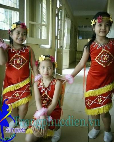 Tây nguyên nữ trẻ em