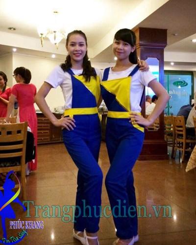 Trang phục công nhân