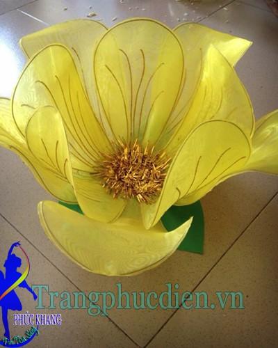Hoa ban mai vàng