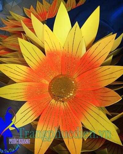 Hoa hướng dương to