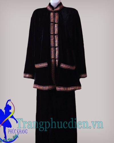 Trang phục Tày nam
