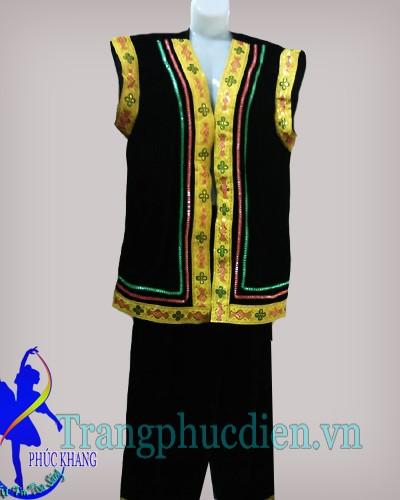 Trang phục Tây Nguyên nam