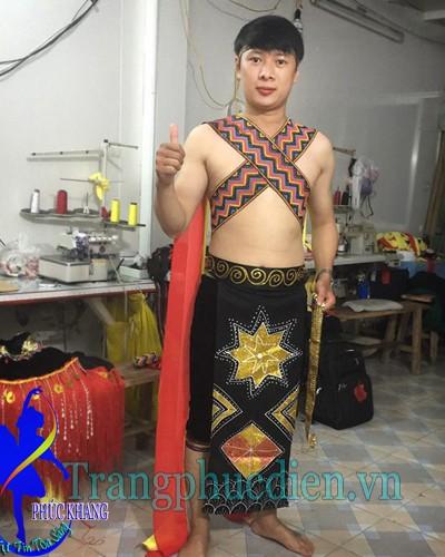 Trang phục tây nguyên