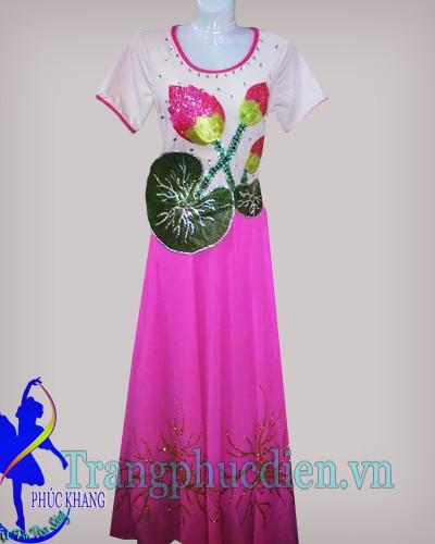 Váy sen biểu diễn
