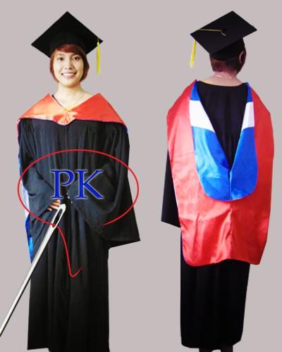 Lễ phục thạc sỹ