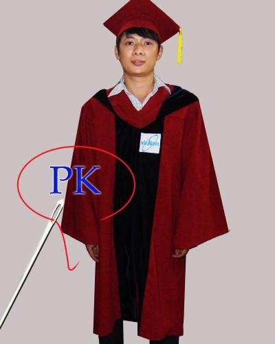 Lễ phục thạc sĩ