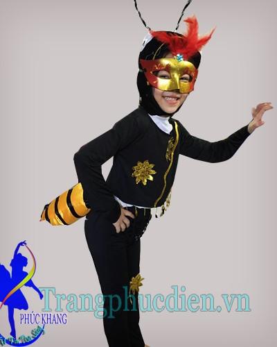 trang phục con kiến