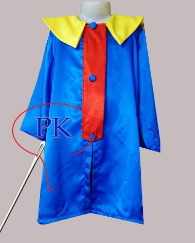 Áo lễ phục tốt nghiệp cấp 2
